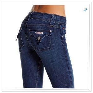 Hudson Jeans Signature Bootcut distressed denim
